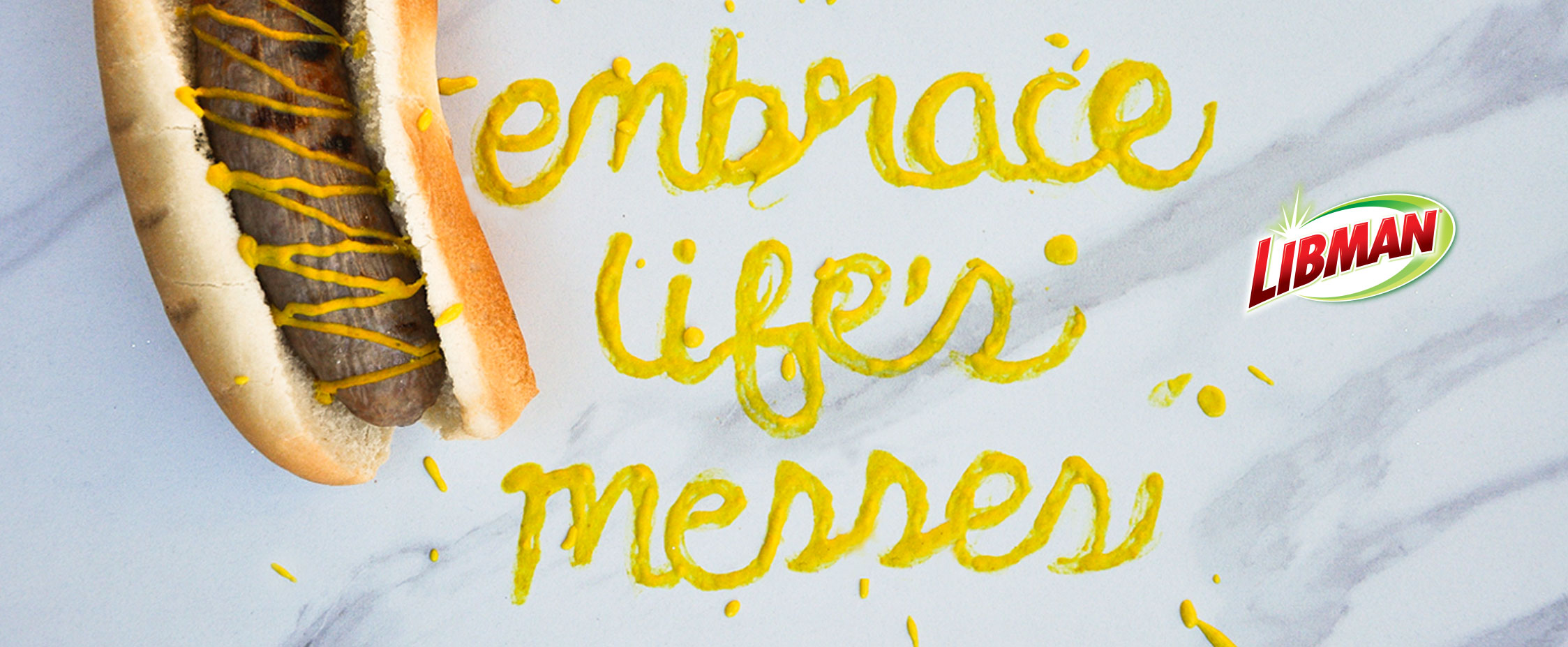 Embrace Life's Messes social media graphic