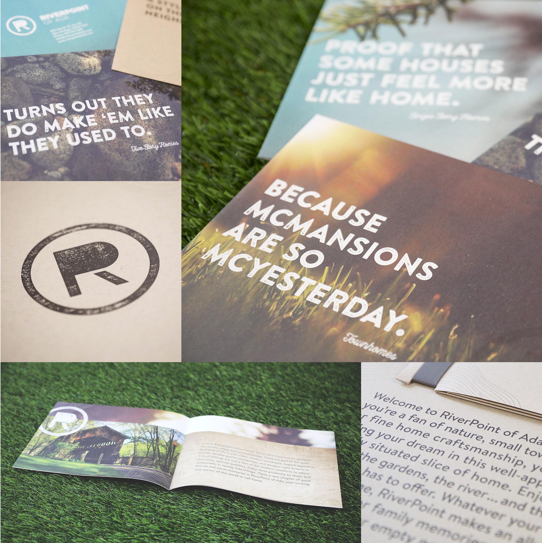 Riverpoint sales kit